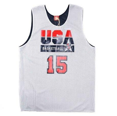 GOSPEL【Mitchell & Ness NBA 】Dream Team #15 Magic Johnson雙面穿