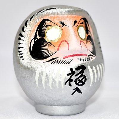 日本製 心願成就 開運 彩繪 達摩 福...