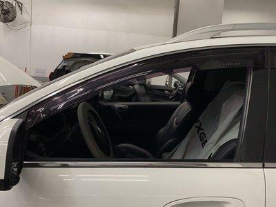 車酷中心 LUXGEN SUV U7 晴雨窗 500