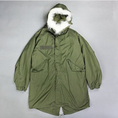 Vintage Military Exteemely  Cold Weather M65 Parka