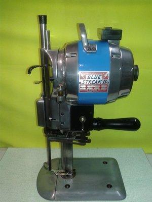 【縫紉機/針車 】美國製造 伊仕曼 BLUESTREAK  6吋 裁剪機