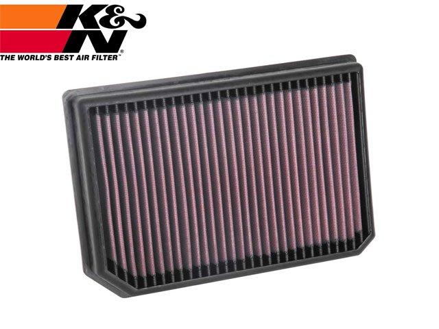 【Power Parts】K&N 高流量空氣濾芯 33-3133 BENZ W177 A250 2019-