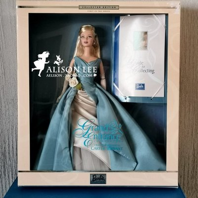 過家家玩具芭比娃娃 芭比瑰麗人生珍藏版芭比娃娃 Barbie Grand Entrance