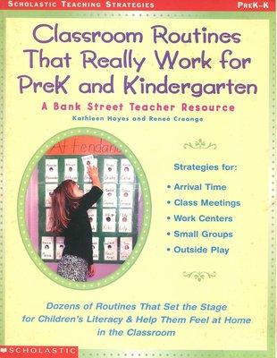 【Scholastic Teaching Strategies】Classroom Routines Work