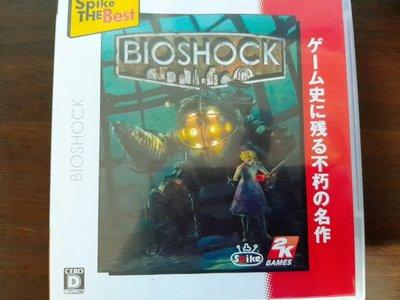 PS3  生化奇兵 BIOSHOCK 純日版