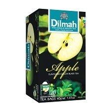 【吉瑞德茶坊】Dilmah帝瑪蘋果紅茶20茶包/盒 附發票