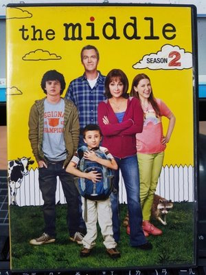 影音大批發-S05-679-正版DVD-歐美影集【我們這一家 第2季/第二季 全3碟】-(直購價)海報是影印