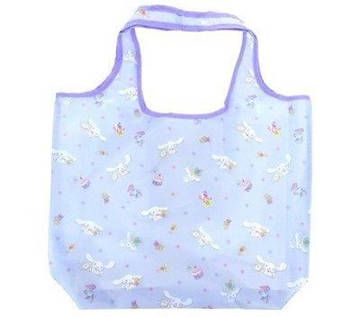 日貨 大耳狗 環保袋 手提袋 收納袋 肩背包 包包 手提包 側背包 購物包 三麗鷗 正版 J00017025