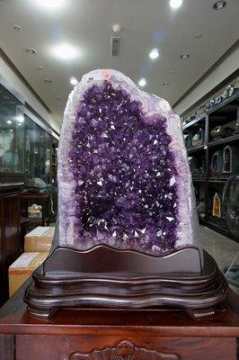 [S.D.小晶洞專賣店] 最高級巴西紫...