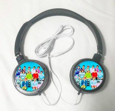 [東大][現貨]T23  wanna one TO BE ONE同款頭戴式耳機直插通用