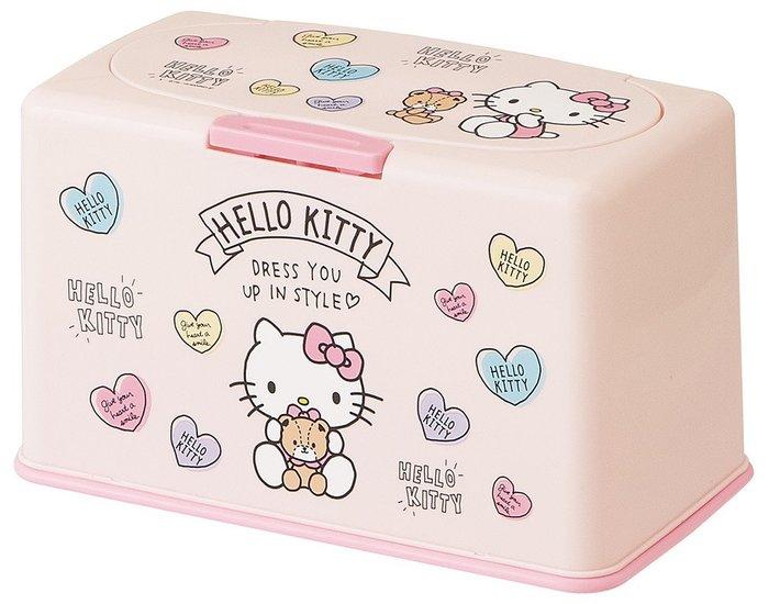 現貨免運不必等 空運來台 數量有限 抗菌 口罩收納盒 日本進口 抗菌 口罩 收納盒 角落生物 KITTY