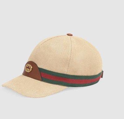 [Ohya精品代購] 2019 全新代購 GUCCI 古馳 GG 棒球帽 帽子 鴨舌帽 576442