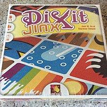 全新 boardgame Dixit Jinx