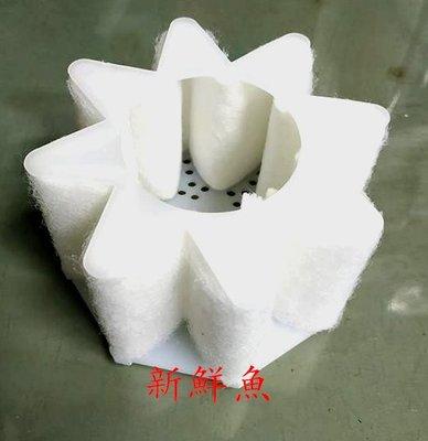 ~新鮮魚水族館~實體店面 日本Suisaku水作 新款 內置空氣過濾器 替換棉 S型/1入
