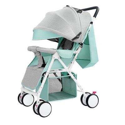 盼萊寶嬰兒推車可坐可躺超輕便折疊寶寶兒童01-3歲小孩手推車傘車