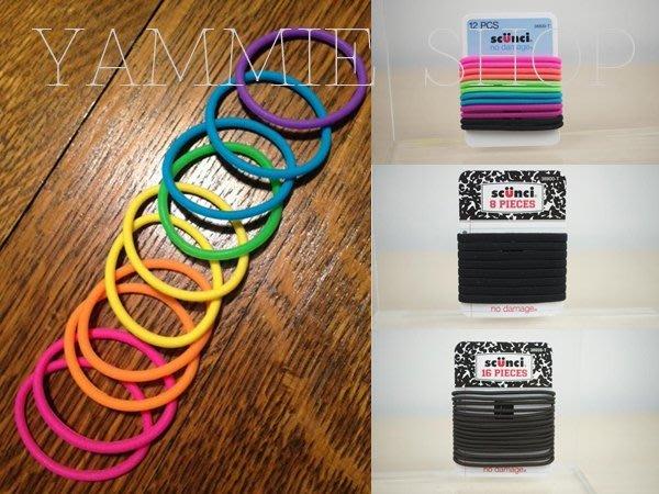 用過不會選其他 美國專業髮飾品牌 套裝組 基本款 髮圈 髮束 髪繩(WSF12/BSF2/OSF1)