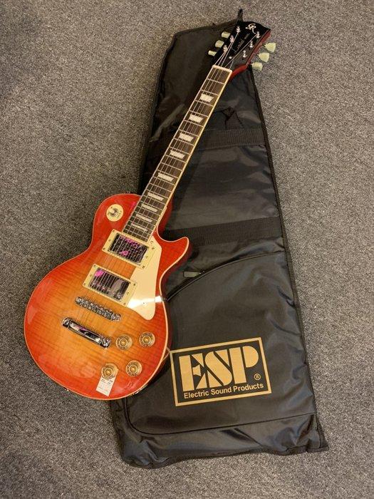 日本ESP GrassRoots GR-LP-30S/M 迷你電吉他內建喇叭 方便旅行攜帶