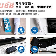 BLAUPUNKT 藍寶 手持吸塵器 USB充電 輕巧設計 好收納 車用吸塵器 BPH-V19DU