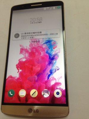 LG G3 D855 16G   4G 1300萬畫素 六核 5.5吋