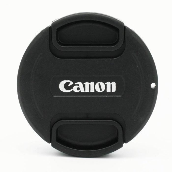 又敗家Canon鏡頭蓋62mm鏡頭蓋B款帶孔繩佳能副廠鏡頭蓋中捏鏡頭蓋相容Canon原廠鏡頭蓋e-62II鏡頭蓋62mm鏡頭前蓋62mm鏡前蓋62mm鏡蓋保護蓋