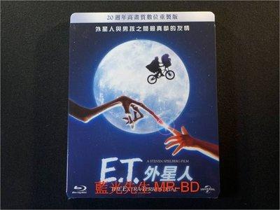 [藍光BD] - ET外星人 E.T. The Extra-Terrestrial ( 台灣正版 )