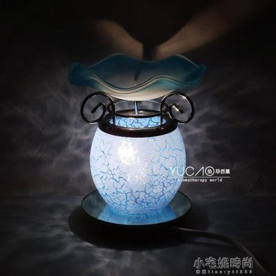 創意香薰燈精油燈美容院香薰機 插電熏香爐臥室臺燈 家用香薰爐