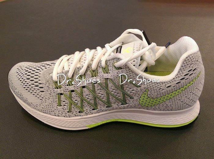~Dr.Shoes~ Nike Wmns Air Zoom Pegasus 32 女鞋 灰