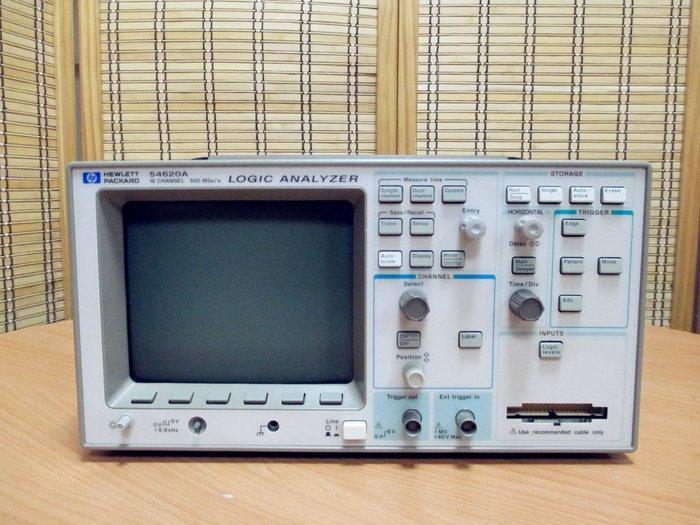 康榮科技二手儀器領導廠商HP/Agilent 54620A 16CH Logic Analyzer邏輯分析儀