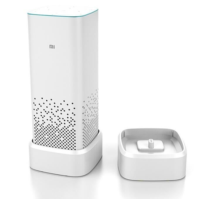小米AI音箱底座 8000mah 無線藍牙充電底座 小愛音箱 充電 小米音箱底座 行動電源藍牙 行動電源