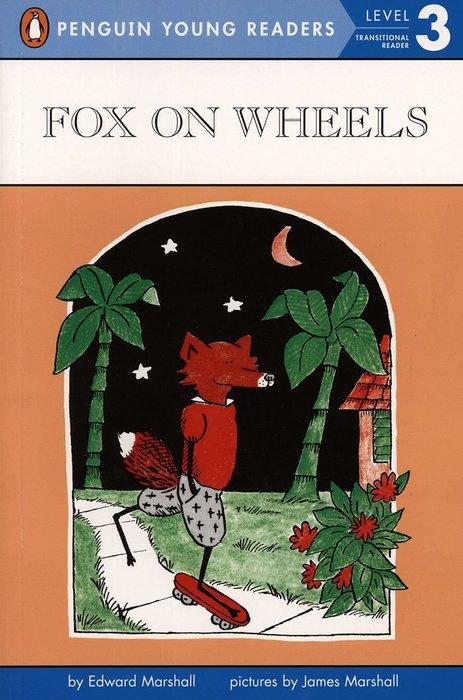 *小貝比的家*FOX ON WHEELS/ LEVEL 3 /平裝/7~12歲/第三階