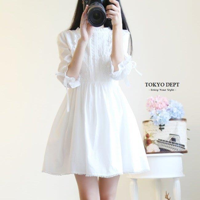 TOKYO DEPT【F8129】韓氣質名媛.平口洋裝小洋裝小禮服洋裝韓雪紡洋裝露肩伴娘連身裙禮服絲