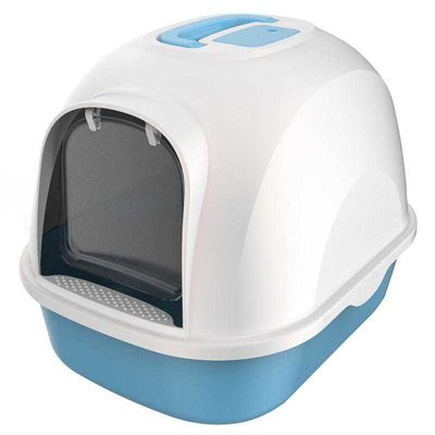 貓砂盆Cat litter box Fully enclosed cat supplies Large cat toilet