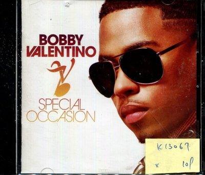 *真音樂* BOBBY VALENTINO / SPECIAL OCCASION 二手 K13067 (封面底破)
