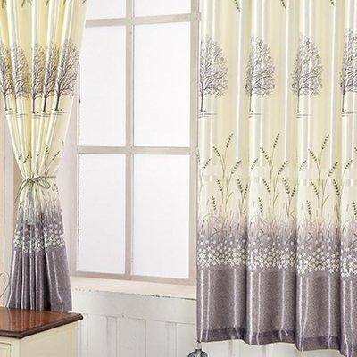 BELOCO 窗簾—全布遮光窗簾成品簡約現代臥室客廳百BE655