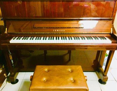 自家用 一手鋼琴 YAMAHA 1999年左右 台裝1號 日製台裝鋼琴 平台鋼琴(價可議