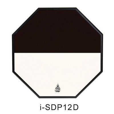 ☆唐尼樂器︵☆ iSBN i-SDP12D 12吋單面軟、硬邊 打擊練習板 打點板 打擊板