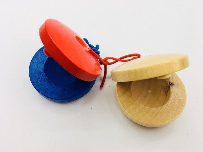 【老羊樂器店】 原木 木製 響板 幼兒訓練 奧福樂器