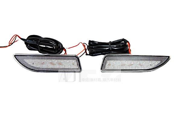 ~~ADT.車燈.車材~~ 豐田 ALTIS 10 11 12 10.5代 LED 全新 白殼 後保側燈 後保燈 出清價