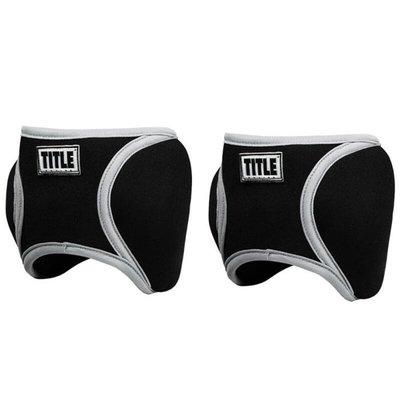 TITLE PRO ANKLE WEIGHTS 拳擊訓練步伐加重增重沙袋@03155
