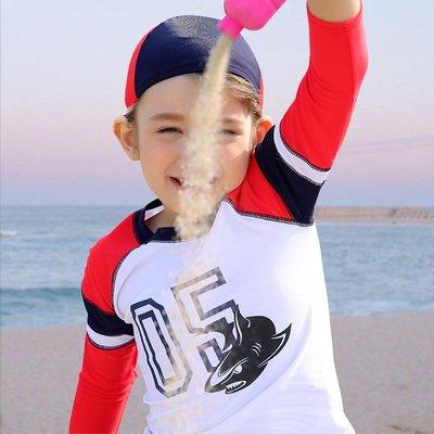[vivo-biniya]2003泳衣兒童泳衣泳褲潛水衣連身泳衣比基尼女生男生寶寶泳衣兒童防曬分體泳衣中大童長30