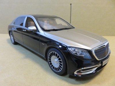 =Mr. MONK= GT SPIRIT Mercedes Maybach S650 2019