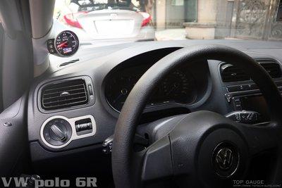 【精宇科技】VW Polo Scirocco T5 T6 各系列專用 A柱錶座