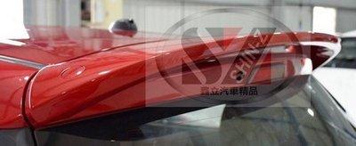 ※ 鑫立汽車精品 ※ SWIFT 17-18年 仿原廠型 SPORT 中空 尾翼 ABS 塑膠