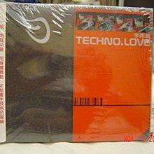 李雨寰   TECHNO.LOVE   全新創作專輯 ( 全新/未拆封/非再版/附側標/已絕版)   特價:2000元