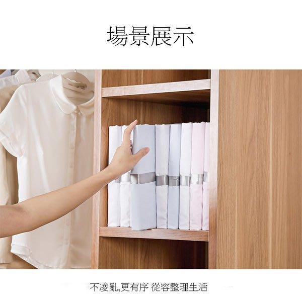 懶人疊衣板T恤襯衫收納折衣服神器【庫奇小舖】【S415】