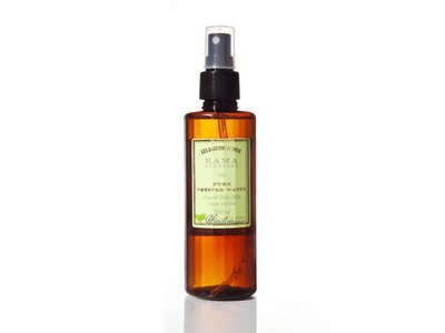 印度 Kama Ayurveda 天然純淨香根草水Vetiver Water Steam Distilled 200ml