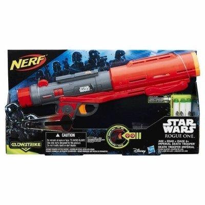 NERF 星際大戰 外傳電影 鯊魚帝國 帝國軍 Death Trooperc 豪華射擊器  星際聯名款