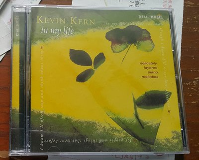 KEVIN KERN_IN MY LIFE ~二手
