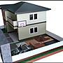 紙紮屋/ 興傳居 內裝家具一應具全   特價5000元  質感超棒全棟皆有燈光, 全省宅配