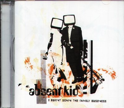 K - Absent Kid - I Burnt Down The Family Business - 日版 CD+3